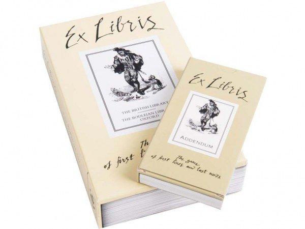 Ex Libris and Addendum