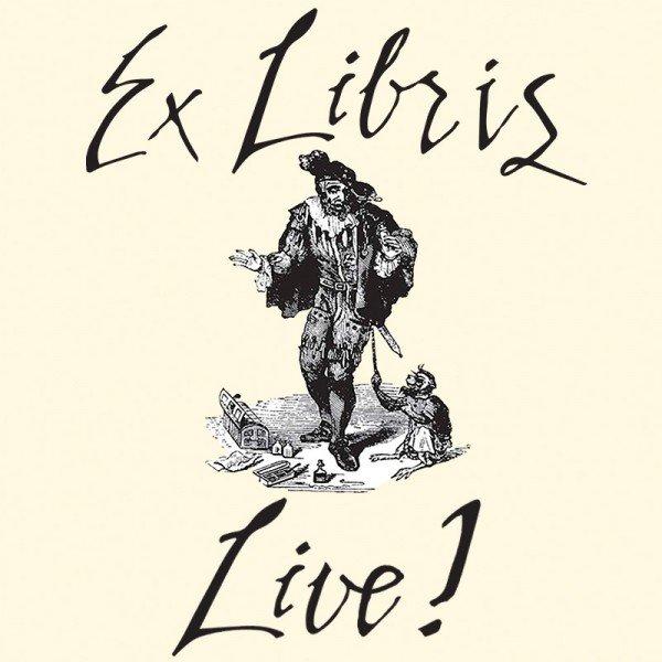 Ex Libris Live podcast 3